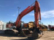 2017 Hitachi ZX470LC-5 Hydraulic Excavator