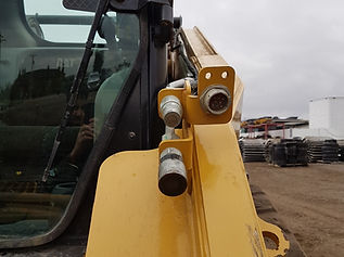 2013 CAT 289C Compact Track Loader - Aux