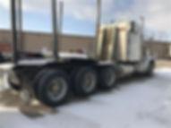 2015 Peterbilt 367 Tri Drive - back righ