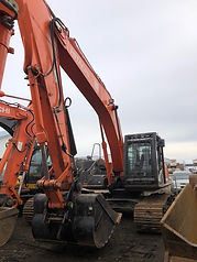 2013 Hitachi ZX250LC-5N - Front Right.jp