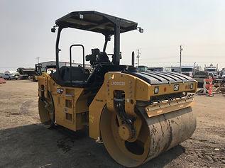 CAT CB54B Tandem Roller - Front Left.jpg
