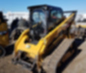 2016 CAT 289D Compact Track Loader