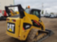 2013 CAT 289C Compact Track Loader - Bac