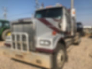2008 Western Star 4900 T/A Truck Tractor