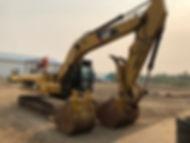 2010 CAT 324D Hydraulic Excavator - Fron