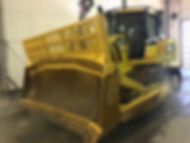 2011 CATERPILLAR D7E Waste Handler