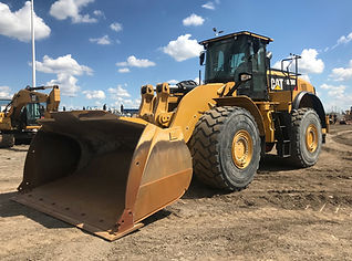 2005 CATERPILLAR 972G Series II