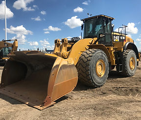 CATERPILLAR 972G Series II *CAT CERTIFIED REBUILD!*