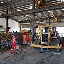 Pacesetter Heavy Equipment Inspection, Maintenance an Repair