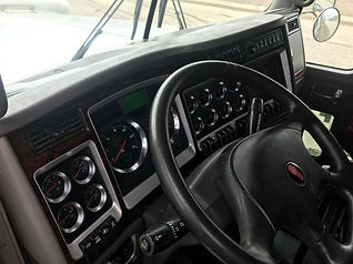 2014 Kenworth W900 Tri Drive Sleeper Tru