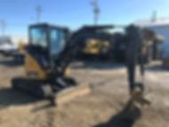 2017 John Deere 35G Mini Excavator