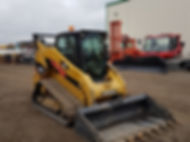 2013 CAT 289C Compact Track Loader - Fro