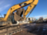2012 CAT 320E - Boom and Arm.jpg