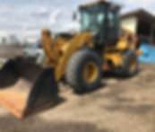 2014 CAT 924K Wheel Loader - Front Right