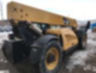 2011 CATERPILLAR D7E Waste Handler