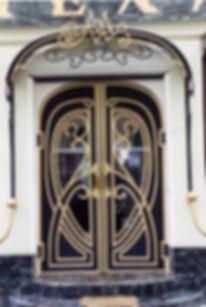 кованые двери во владимире