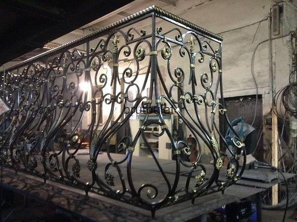 кованые балконы во влаимире