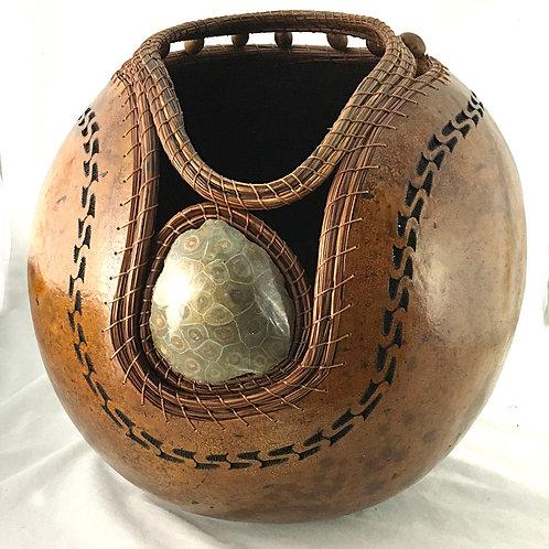 Gourd art # 4201