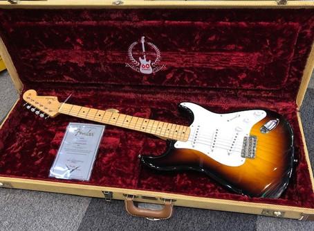 【川越のT.S.G.楽器店】 Fender Cutom Shop 製 60周年アニバーサリーモデル