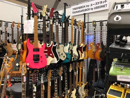 【川越のT.S.G.楽器店】楽器フェア2018プレイバック