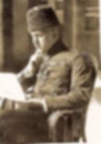 Deutsche Beteiligung Gallipoli 1915 Fliegerstaffel Serno