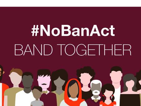 Congress' NO BAN Act is Vital Civil Rights Legislation