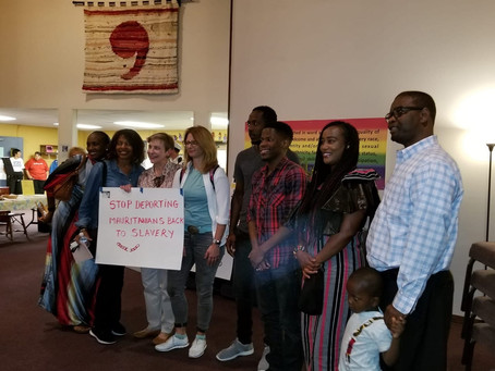 Many Black Mauritanians Now Home in Ohio, But Several Remain in Immigration Jail