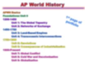 APWH Portfoilo Summary.jpg