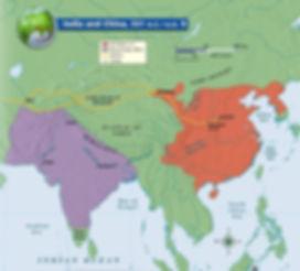 Maurya Han map.jpg