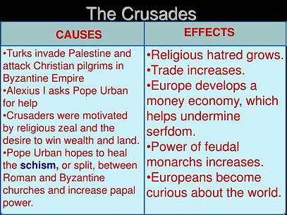 Crusades cause effect.jpg