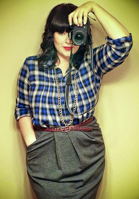 איך להתלבש ולהיראות נהדר גם במידות גדולות  - המדריך המלא