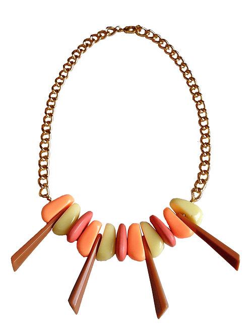 Desert Chandelier Necklace  שרשרת שנדלייר מדברית