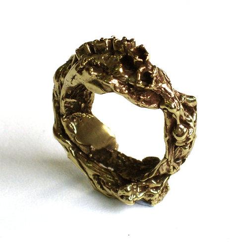 Statement Unique Ring