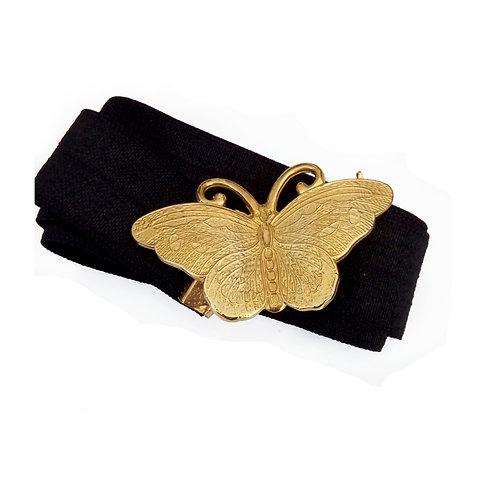 Gold Butterfly Belt