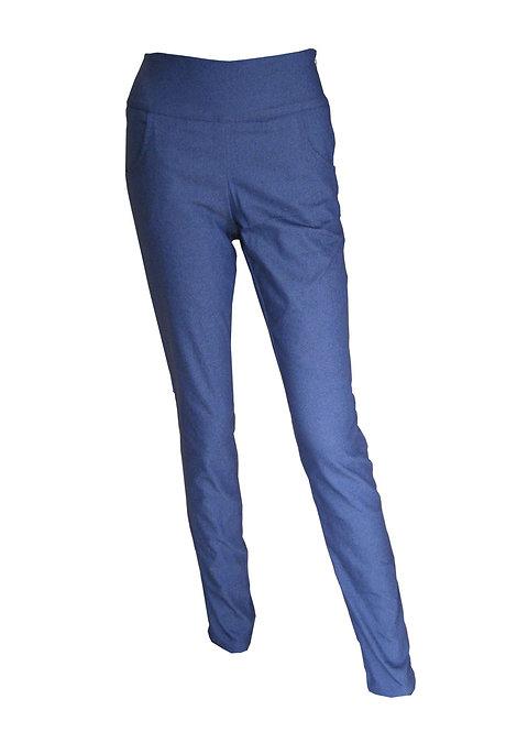 מכנסיים גבוהים ג'ינס