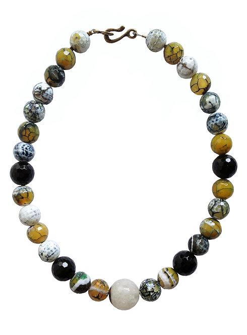 Mix Stones Necklace