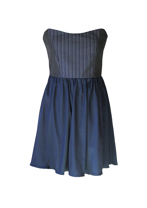Navy Blue Holy Dress - שמלת הולי נייבי