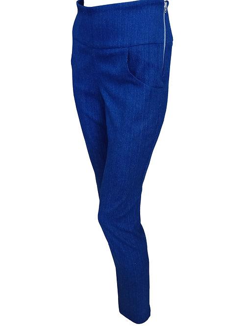 Jeans Pants - High Waist