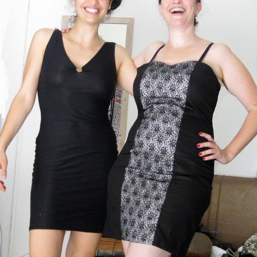 שמלת אודרי תרחה