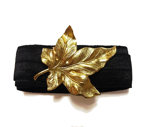 Gold Leaf Belt