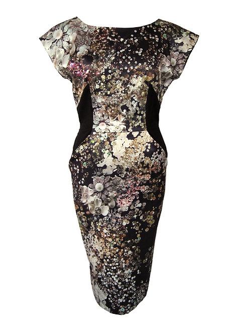 שמלת שפיץ קריסטלים
