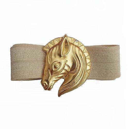 חגורת סוס זהב