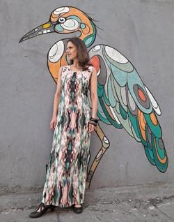 Tamar Ziv - maxi vespa dress 4