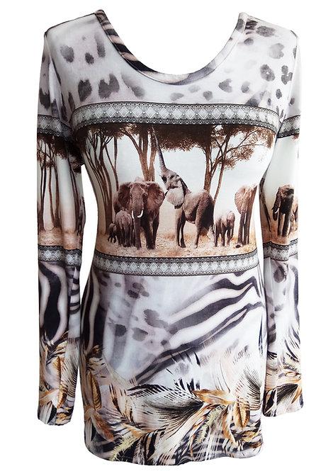 Elephants Shirt