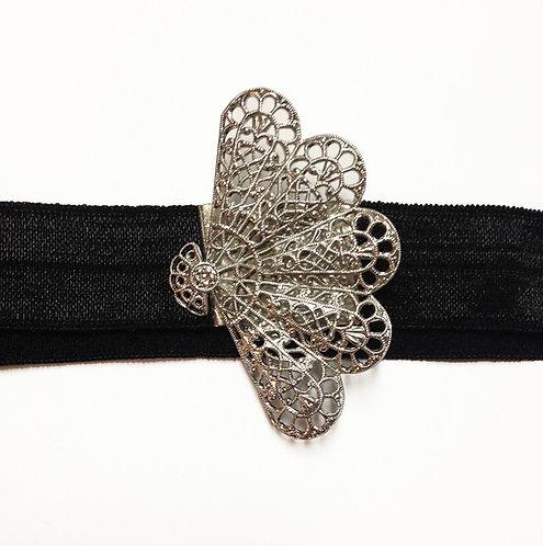 Silver Fan Belt