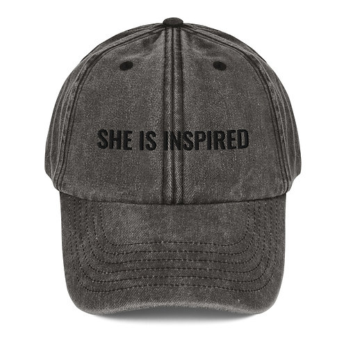 """SHE IS """"Dad Hat"""""""