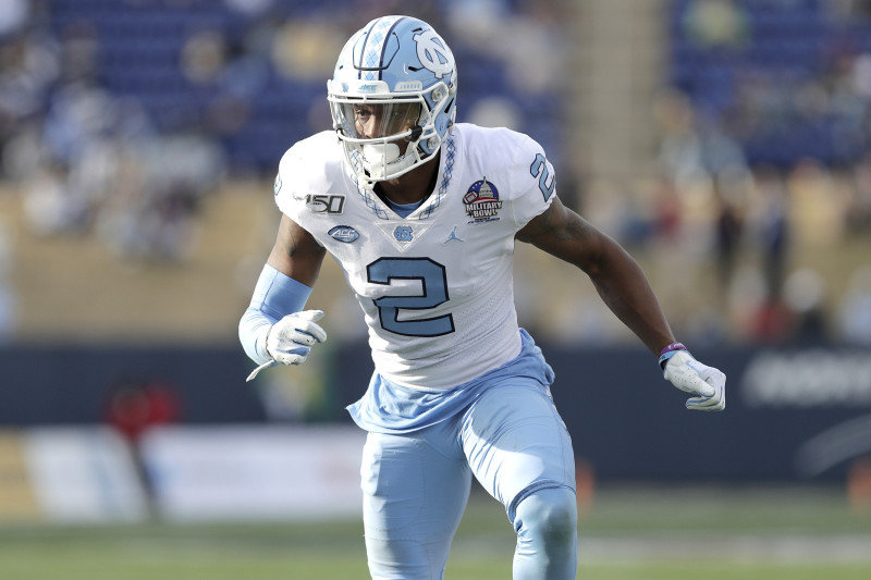 Our thoughts on 2021 dynasty fantasy football rookie Dyami Brown.