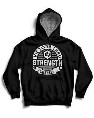 Valenser Strength Hoodie