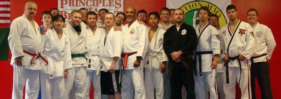 Hoteikan Seminar group 2011.jpg