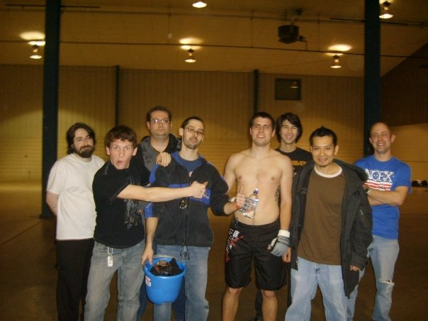 group at zacs 1st fight.jpg